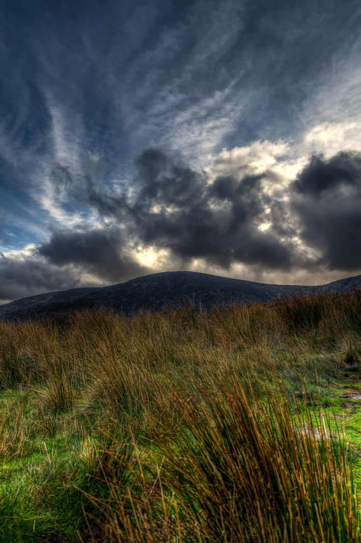 Wicklow Mountains, Ireland.  Photography by Matt Knisely